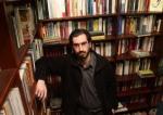 """Iván Parés, autor de """"En medio de la nieve"""""""