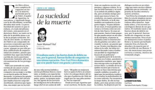 La muerte de Fidel_JMVial_LaTercera16112013