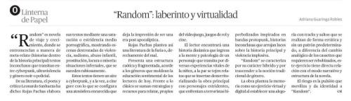 Random_El Mercurio de Antofagasta