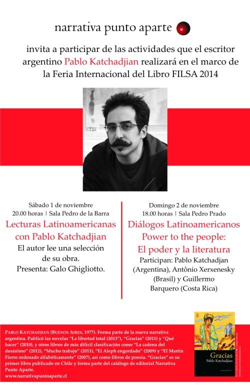 INVITACION_PABLO KATCHADJIAN_FILSA2014